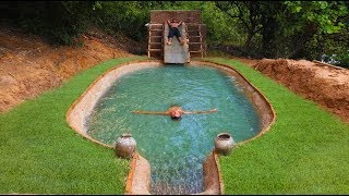 Download Building Amazing Pool For Swimming Video