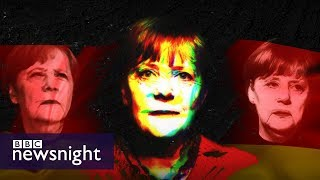Download Angela Merkel: A profile by Anne McElvoy - BBC Newsnight Video