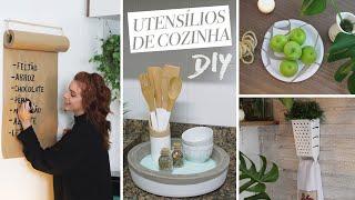 Download 5 DIY's Cozinha Decor/Utilidades Video