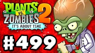 Download Plants vs. Zombies 2: It's About Time - Gameplay Walkthrough Part 499 - All Zomboss Fights! (iOS) Video