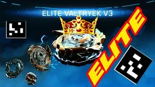 Download ELITE VALTRYEK V3 ПОЧЕМУ ЭЛИТ??? בייבלייד 擊爆戰魂 爆旋陀螺 beyblade Video