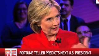 Download Fortune teller predicts next U.S. president Video