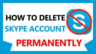 Download How To Delete Skype Account Permanently 2017 Video
