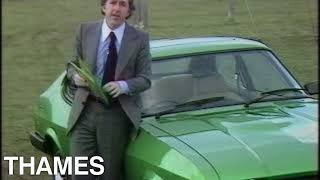 Download The Ford Capri 3.0s | Vintage car | Drive in | 1978 Video