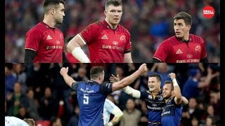 Download Reddan and Quinlan: Munster's shot at the Champs, Leinster's call at 10 Video