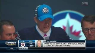 Download Gotta See It: Jets take Finnish sniper Laine second overall Video