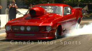 Download NHRA Drag Racing Pro Mods & Doorslammers - Mission, BC - June 27/09 part 1 of 4 Video