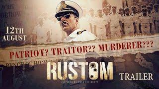 Download Rustom   Official Trailer   Akshay Kumar, Ileana D'Cruz, Esha Gupta & Arjan Bajwa   Video