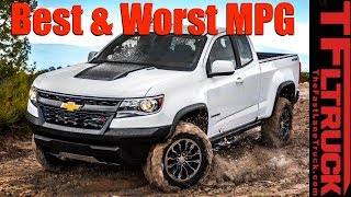 Download Top 5 Least & Most Fuel Efficient Trucks Counted Down Video