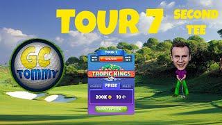 Download Golf Clash, Hole 9 - Par 5, Voyager Tournament - Santa Ventura! PRO & EXPERT - GUIDE/TUTORIAL Video