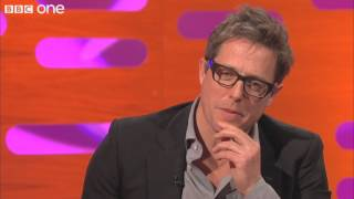 Download Hugh Grant: Actor/Model - The Graham Norton Show - Series 10 Episode 19 - BBC One Video
