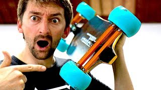 Download THE MOST TECHNOLOGICALLY ADVANCED LONGBOARD Video