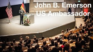 Download John B. Emerson - TUM Speakers Series Video
