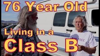 Download 76-Year-Old Wendy Living in a Dodge Coachhouse Class B Video