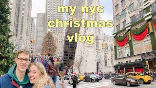 Download CHRISTMAS IN NYC | vlog Video
