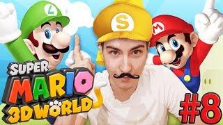 Download Super Mario 3D World [#8] - Armia Luigich! Video