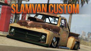 Download GTA 5 Lowriders 2: Slamvan Customization - Stance & Bagged Rat Rod! Video