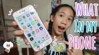 Download What in my phone?📱โทรศัพท์ใหม่ iphone 7 สุดฟรุ้งฟริ้ง✨ [Nonny] Video