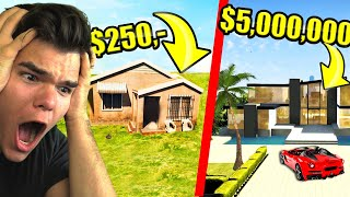 Download CHEAPEST vs. Most EXPENSIVE House In GTA 5! Video
