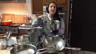 Download All Clad Cookware Reviews & Wishlist Video