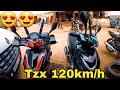 Download Test Ride : Saniya TZX 110cc Video