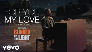 A.R. Rahman For You My Love (O Bandeya) (Official Music Video)