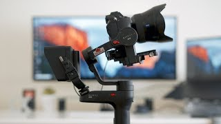 Download BEFORE YOU BUY Zhiyun WEEBILL LAB, Watch This! + Sony a7III 16-35mm f2.8 G MASTER TEST FOOTAGE Video
