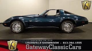 Download 1978 Chevrolet Corvette - Louisville Showroom - Stock # 1612 Video