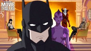 Download Batman calls on Constantine in first Justice League Dark trailer Video