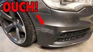 Download How to Repair Damage on your Car! Rattle can on 30K Car Video