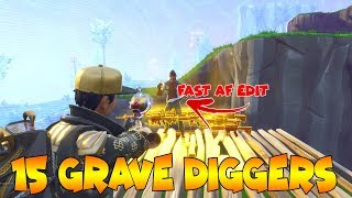 Download Salty Rich Scammer Loses 15 God Grave Diggers 😱(Scammer Gets Scammed) Save The World PVE Video