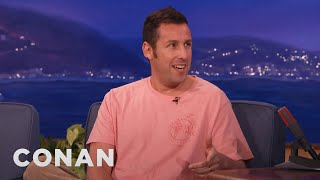 Download Adam Sandler's SNL Meals With Chris Farley & Michael Keaton - CONAN on TBS Video