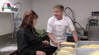 Download Empty Restaurant Has Over 400 Portions of Pre-Cooked Pasta! | Kitchen Nightmares Video