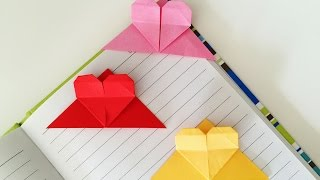 Download Easy Origami Bookmark Video