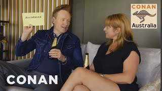 Download Conan Learns Australian Slang Video