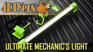 Download My Favorite Must Have Mechanic's Work Light Video