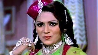 Download Mera Galiyon Mein Aana Jaana - Bindu, Pran | Asha Bhosle | Chakkar Pe Chakkar | Dance Song Video
