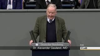 Download AKTUELL : REDE DR. ALEXANDER GAULAND ( AFD ) AM 22.JANUAR IM DEUTSCHEN BUNDESTAG IN BERLIN. Video