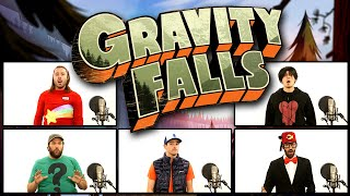 Download GRAVITY FALLS THEME SONG ACAPELLA! Video
