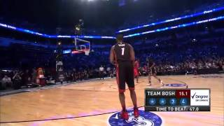 Download 2015 NBA Shooting Stars Full Highlights February 14, 2015 2015 NBA All Star Weekend Video