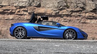 Download NEW! McLaren 570S Spider - Could This Be My Convertible? Video