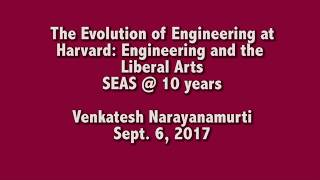 Download The Evolution of Engineering at Harvard: Engineering and the Liberal Arts Video