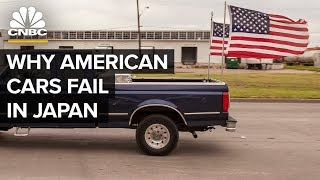 Download Why Ford And Other American Cars Don't Sell In Japan Video
