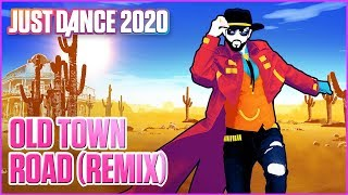 Download Just Dance 2020: Old Town Road (Remix) by Lil Nas X Ft. Billy Ray Cyrus   Track Gameplay [US] Video