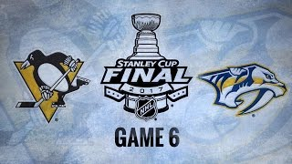 Download Pens repeat as Stanley Cup champions with 2-0 win Video