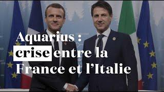 Download ″Aquarius″ : ″cynique″, ″hypocrite″... la crise franco-italienne en 5 actes Video