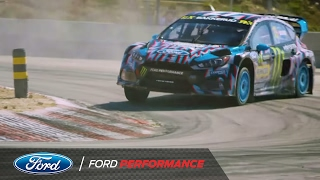 Download 2017 FIA World RX Round 3: Germany Live Broadcast Replay | FIA World Rallycross | Ford Performance Video
