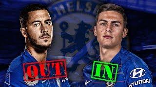 Download Should Paulo Dybala Replace Eden Hazard at Chelsea?! | #ContinentalClub Video