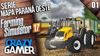Download Farming Simulator 2017 - PRIMEIRO SERVIÇO (Novo) #01 Video