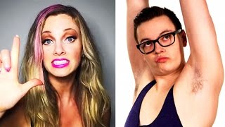 Download Nicole Arbour vs Steven Suptic | Most Offensive Youtuber Video